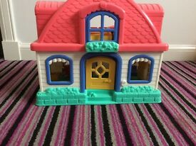 Fisher Price Little People Dolls House with sounds