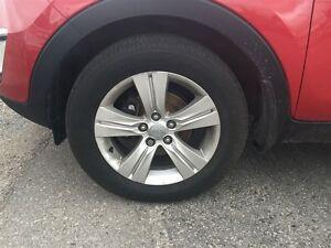 2011 Kia Sportage EX * HEATED POWER SEATS * SAT RADIO London Ontario image 10