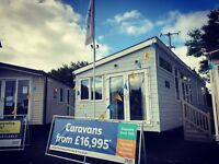 2012 ABI Revelation 2 bed 40x13 mono pitch roof DG/CH