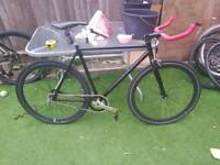 2 single speed bikes for sale