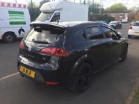 SEAT LEON FR 2.0 TDI + 200 BHP + HPI CLEAR + CLEAN CAR + LAUNCH CONTROL PX OFFERS ST GTI GTD RS ST