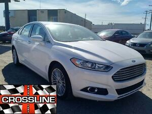 2016 Ford Fusion $140 B/W - AWD - Leather - Navigation - Sunroof