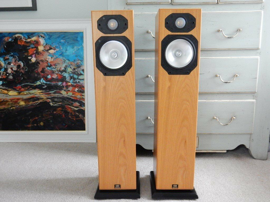 monitor audio silver s5 speakers in kinross perth and kinross gumtree. Black Bedroom Furniture Sets. Home Design Ideas