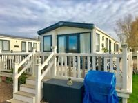 6 berth static caravan for sale at Tattershall Lakes Country Park Lincolnshire watersports