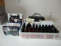 Nail Polish - Collection of OPI Nail Polishes and Accessories
