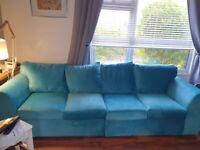 Brand new 4 seater sofa