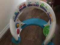 Fisher Price - Bright Beats Smart Touch Play Space Playset