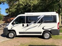 2011 (61)reg Fiat Ducato 100 SWB M-JET 2 Berth Camper Van - Stunning! - Part Exchange Welcome