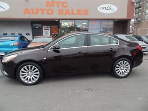 2011 Buick Regal CXL, LEATHER