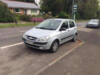 HYUNDAI GETZ '07 GSI CRTD - LONG MOT, BRILLIANT FIRST CAR
