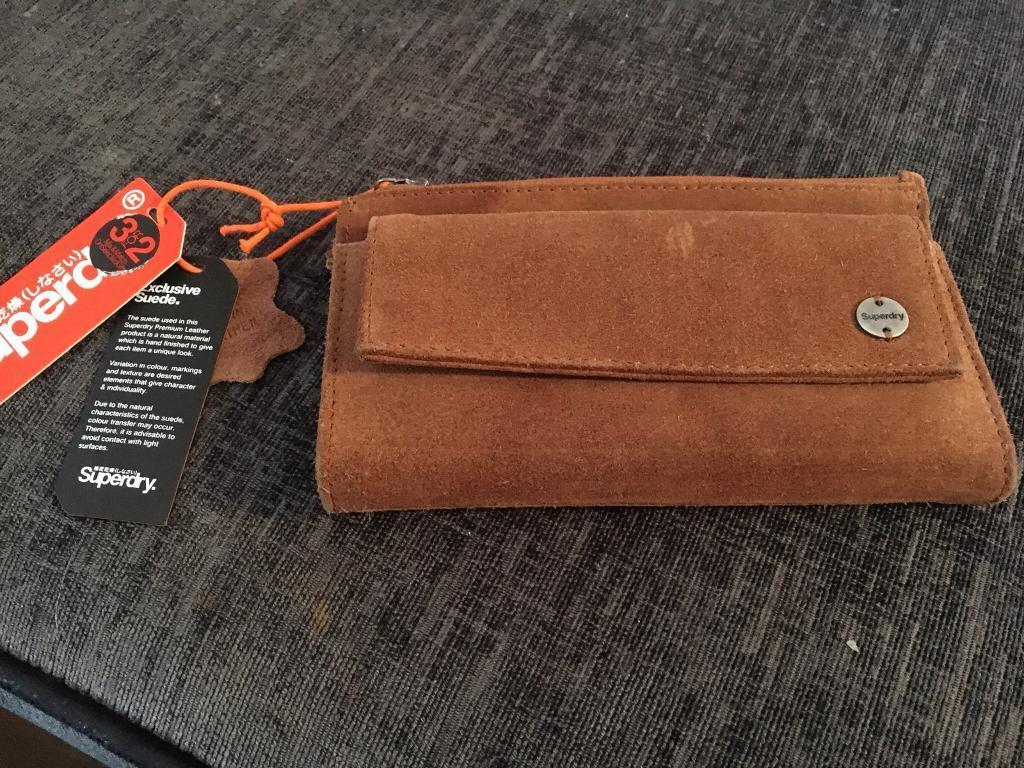 Brand new Superdry purse