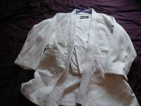 Blitz white Judo/Martial Arts Suit