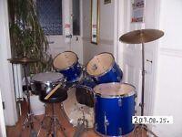 drum kit*****aria**** good drum
