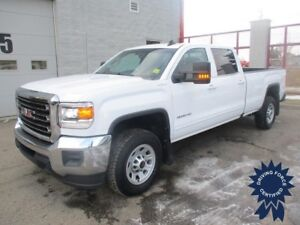 2016 GMC Sierra 3500HD SLE - Diesel - Crew - 4WD - 8 Ft Long Box