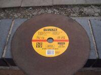Dewalt DT3450 Chop Saw Wheel 355mm