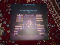 Gary Numan Living Ornaments Boxset
