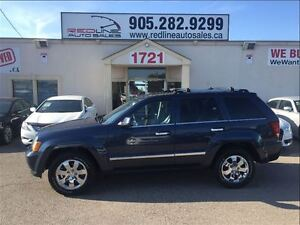 2010 Jeep Grand Cherokee Limited, Leather, Sunroof, WE APPROVE A
