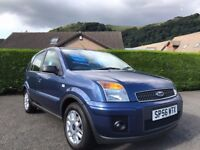 Ford Fusion 1.4 Zetec Climate 5dr*ONE FAMILY OWNED*FULL SERVICE HISTORY*CHEAP CAR*