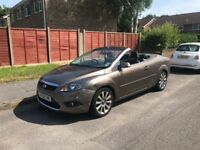 Lovely Ford Focus convertible for sale, perfect for the sunny weather