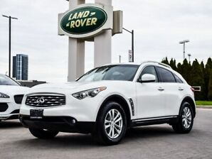2011 Infiniti FX35 Rare V6 Engine Low KM's