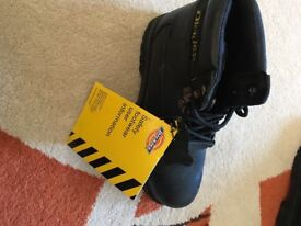 Dickies Steel Toe Cap Saftry Boots