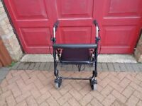 MOBILITY ROLLATER WALKING AID