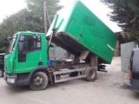 Iveco euro cargo tipper 2007