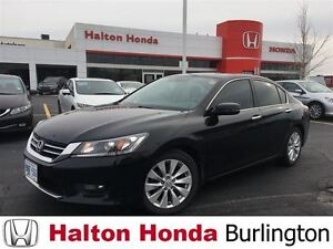 2014 Honda Accord Sedan EX-L / LEATHER / HEATED SEATS / REARVIEW