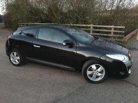 Renault Megane Coupe 1.5 diesel- needs new battery