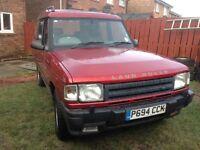 landrover discovery 300tdi, P reg, auto, full leather, mot august, 130k miles £950 kilmarnock