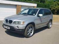 For sale BMW X5 SPORT 3.0D 53 PLATE R22 WHEELS