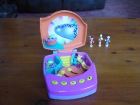 Polly Pocket Trendy Tronics 1998 Musical CD compact