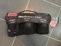 Skate protection pack brand new in pack size small