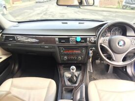 £7249 Stunning BMW 3 Series 2.0 318d Exclusive 4dr