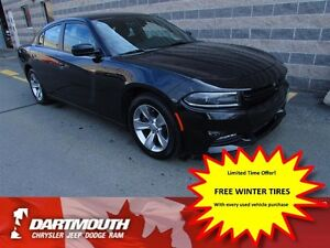 2015 Dodge Charger SXT/HTD SEATS/ALLOYS