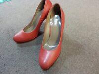 RYLKO Red heels – new – EU size 37 -37.5