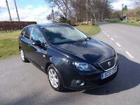 2012 12 SEAT IBIZA S COPA CR TDI ECOMOTIVE 1.2 DIESEL ZERO ROAD TAX