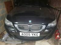BMW M5 E60 V10 2005 Spare or Repair