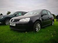 2009 Volkswagen Golf 1.9 TDI 5dr 1 owner