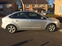Ford Focus 1.8 turbo