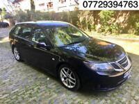 2009 Saab 9-3 1.9 TiD Vector Sport SportWagon 5dr # 1 YEARS MOT #