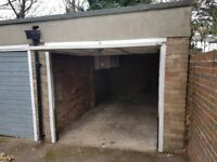 Garage for rent in Brighton - Hanover / The Level area.