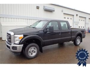 2016 Ford Super Duty F-250 XL Crew Cab 4X4 w/6.8' Box, 6.2L V8