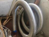 8 meters of 150mm flue liner