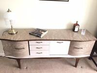RARE 1950s SIDEBOARD FREE DELIVERY LDN🇬🇧FORMICA RARE MODEL