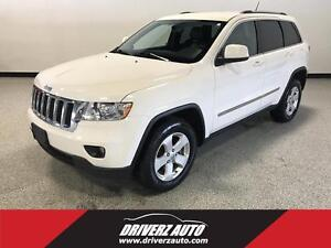 2011 Jeep Grand Cherokee Laredo REMOTE START, LEATHER, REARVI...