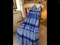 Ladies Maxi Dress size 12/14 Cotton