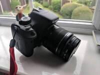 Canon 600D full kit