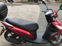 Honda NSC 50CC Moped