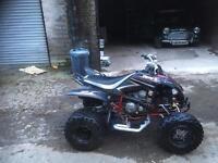Yamaha 250 quad,raptor